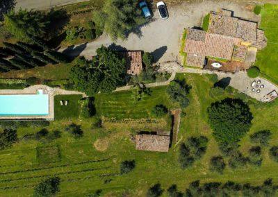 Podere Vigliano Farmhouse Umbria exterior 08-1500