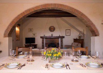 Podere Vigliano Farmhouse Umbria interior 03-1500