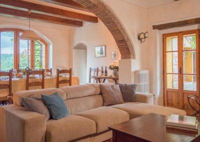 Podere Vigliano Farmhouse Umbria interior 04-1500