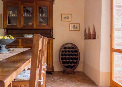 Podere Vigliano Farmhouse Umbria interior 15-1500