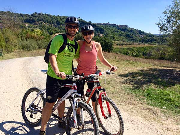 Authentic Experiences Umbria Mountain bike