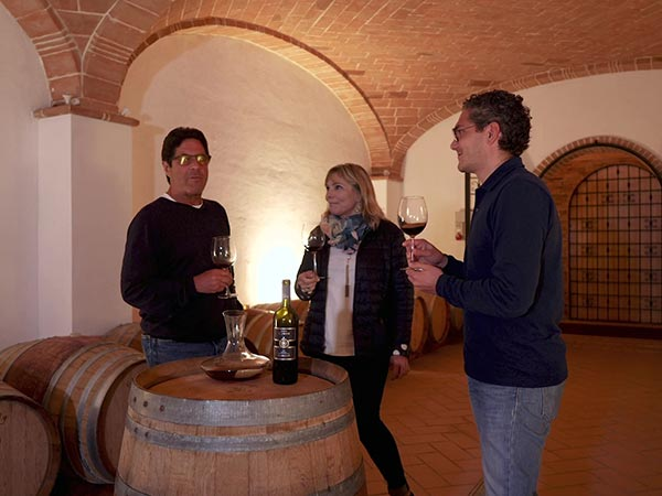 Authentic Experiences Umbria Wine tasting