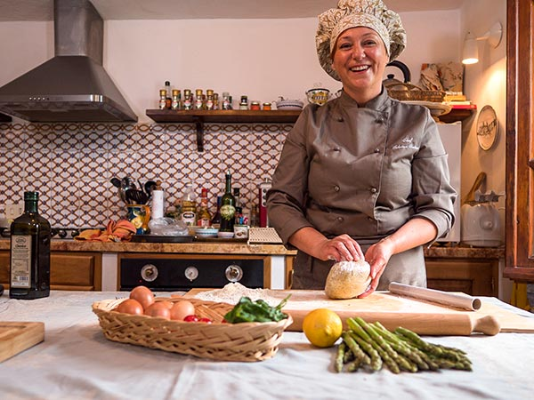Authentic Experiences Umbria Cooking lessons